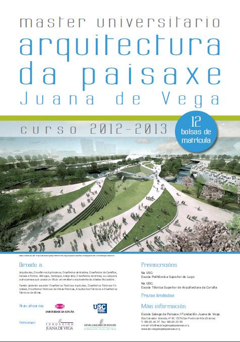 Agosto 2012 jardiner a y paisajismo paisajismo sostenible - Master en paisajismo ...