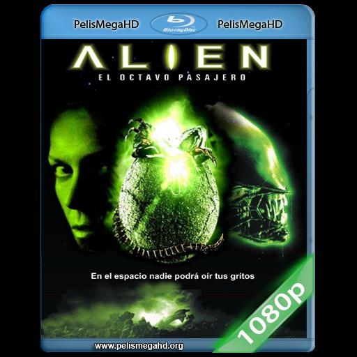 ALIEN, EL OCTAVO PASAJERO (1979) FULL 1080P HD MKV ESPAÑOL LATINO