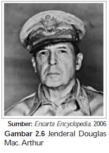 Jenderal Douglas Mac. Arthur