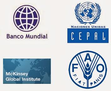 Datos Estadísticos de Organismos Internacionales sobre Argentina