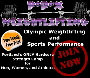 P*D*X WEIGHTLIFTING