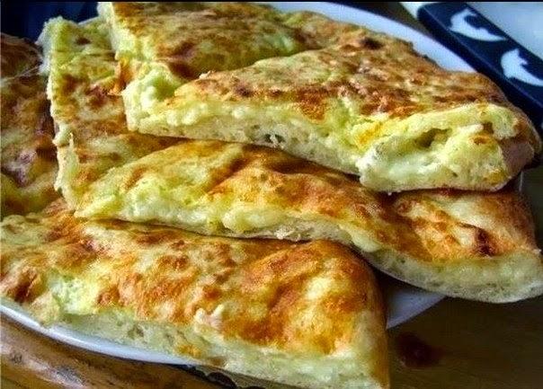 alt=Быстрый рецепт хачапури к завтраку