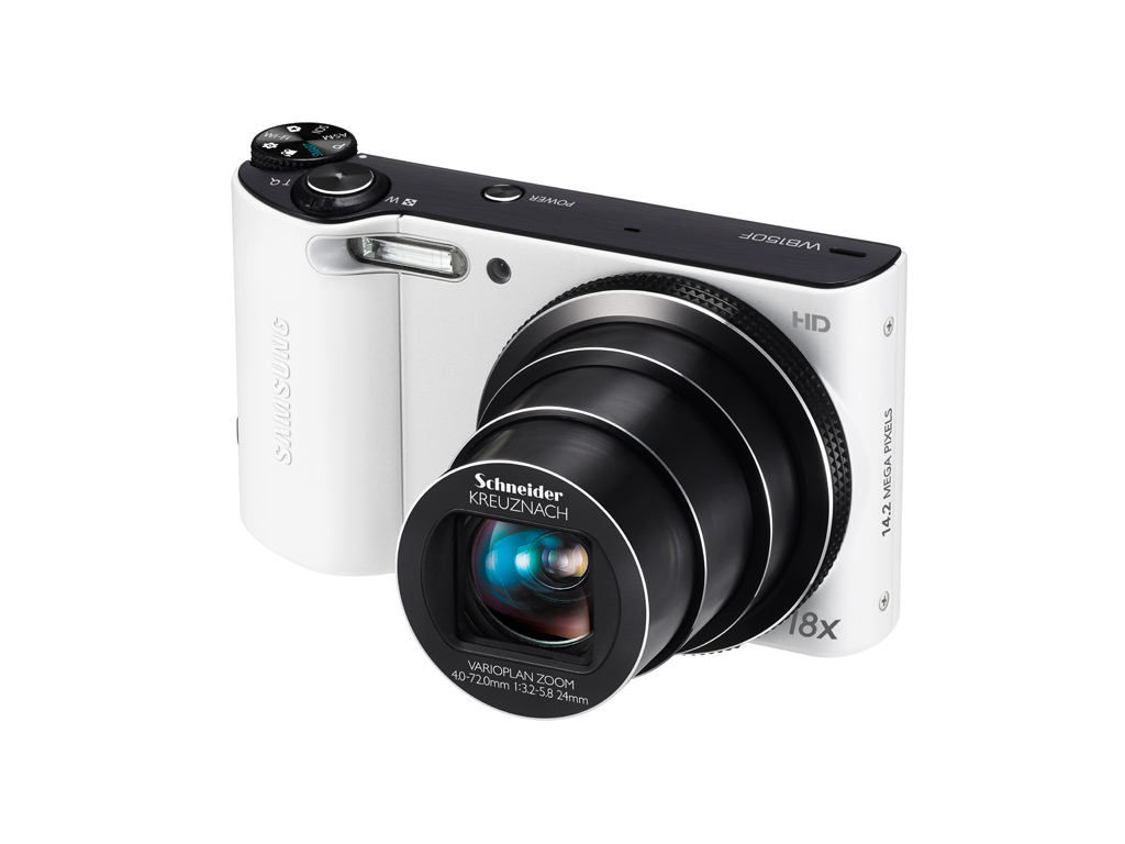 apps and gadgets samsung smart camera wb150f