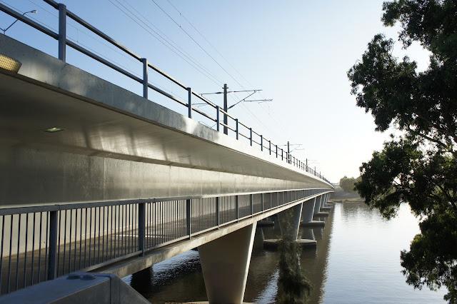 Windham bridge East Perth