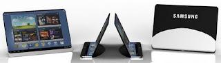 Inilah Bocoran Gambar Tablet Samsung Fleksibel