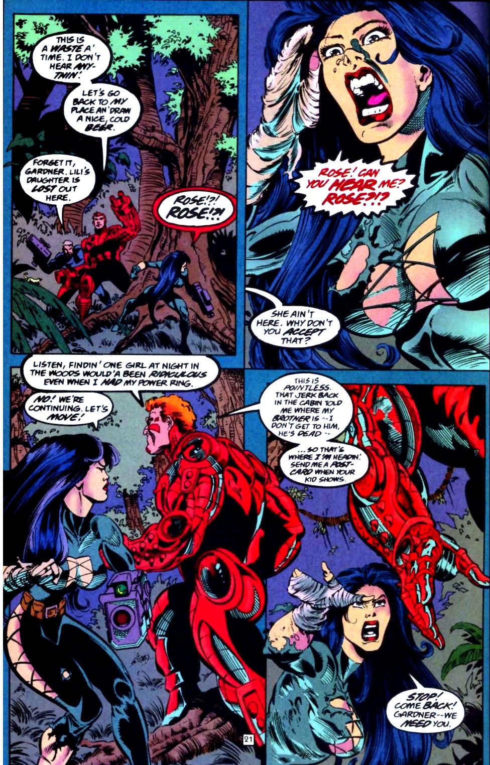 Deathstroke (1991) Issue #44 #49 - English 22