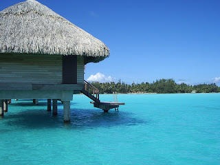 Bora Bora Beach the Vacation Spot