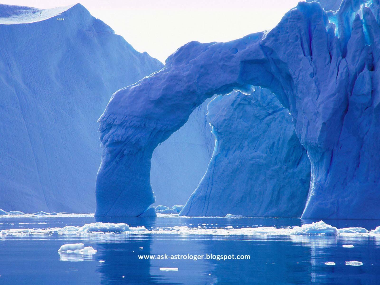 Greenland landmass