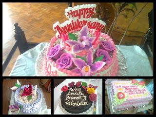 RS 171st Anniversary Cake