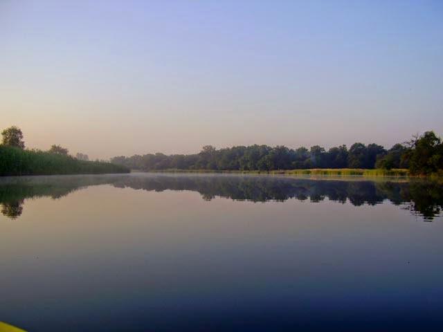 Озеро Клешня