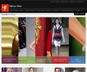 FashionWear WordPress Theme