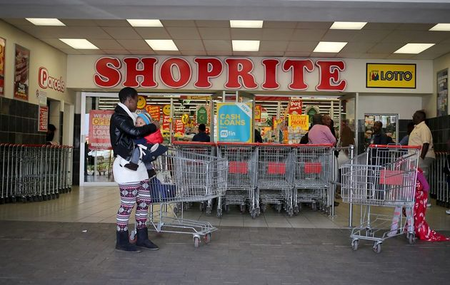 File photo of Shoprite. Image by: ADRIAN DE KOCK