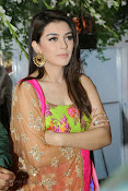 Hansika Motwani Photos at Durga movie launch-thumbnail-3
