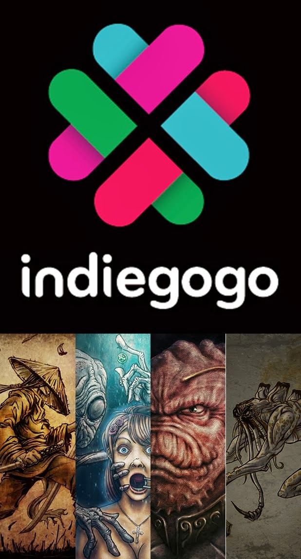 Go to Project in INDIEGOGO
