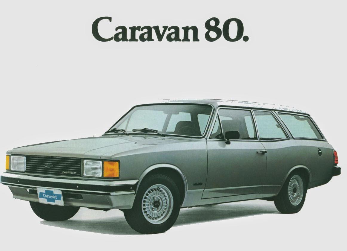Caravan+1980 - QUIZ: CARROS DOS ANOS 80