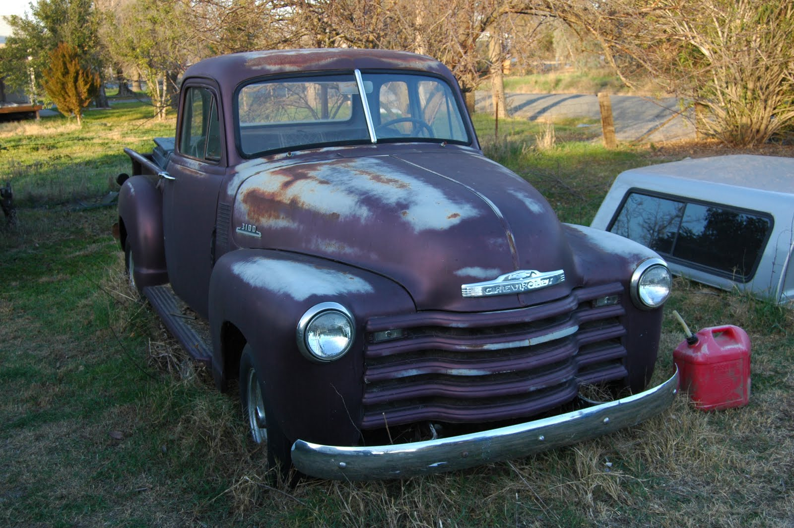 1953 Chevy Truck for Sale 5 Window