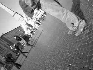 Piazza Navona . Por Rubén Ros