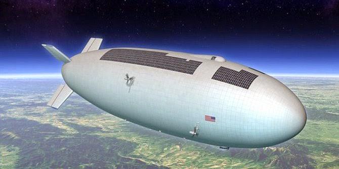 NASA Adakan Kontes Desain Balon Udara Raksasa Untuk Eksplorasi Luar Angkasa