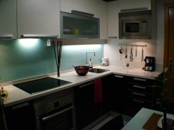 I d e a qu poner en el frente de una cocina - Salpicadero cocina ikea ...