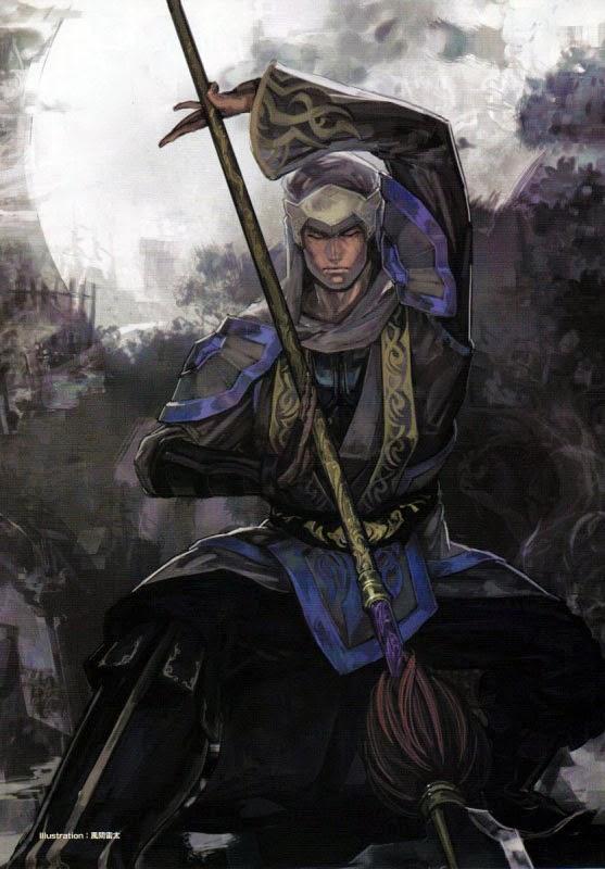 ซิหลง (Xu Huang, 徐晃) มีชื่อรองว่า กงหมิง