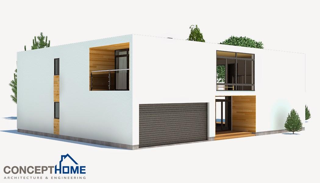 Proyectos de casas modernas for Proyectos de casas modernas