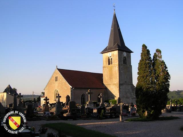 NEUVILLER-SUR-MOSELLE (54) - A la découverte du village !
