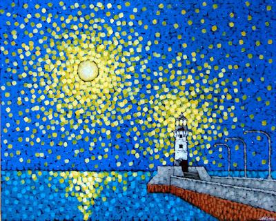 Lakewalk, Duluth, Lighthouse, Aaron Kloss, Siiviis Gallery