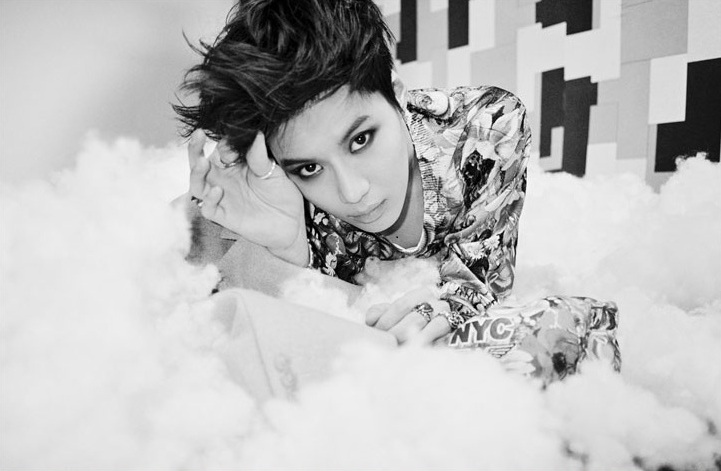 Shinee's Dream Girl teasers feat. Taemin are released.