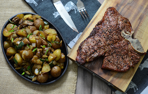 how to cook club steak on the grill
