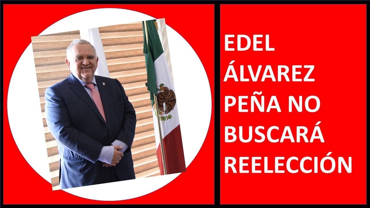 NO BUSCARÁ REELECCIÓN