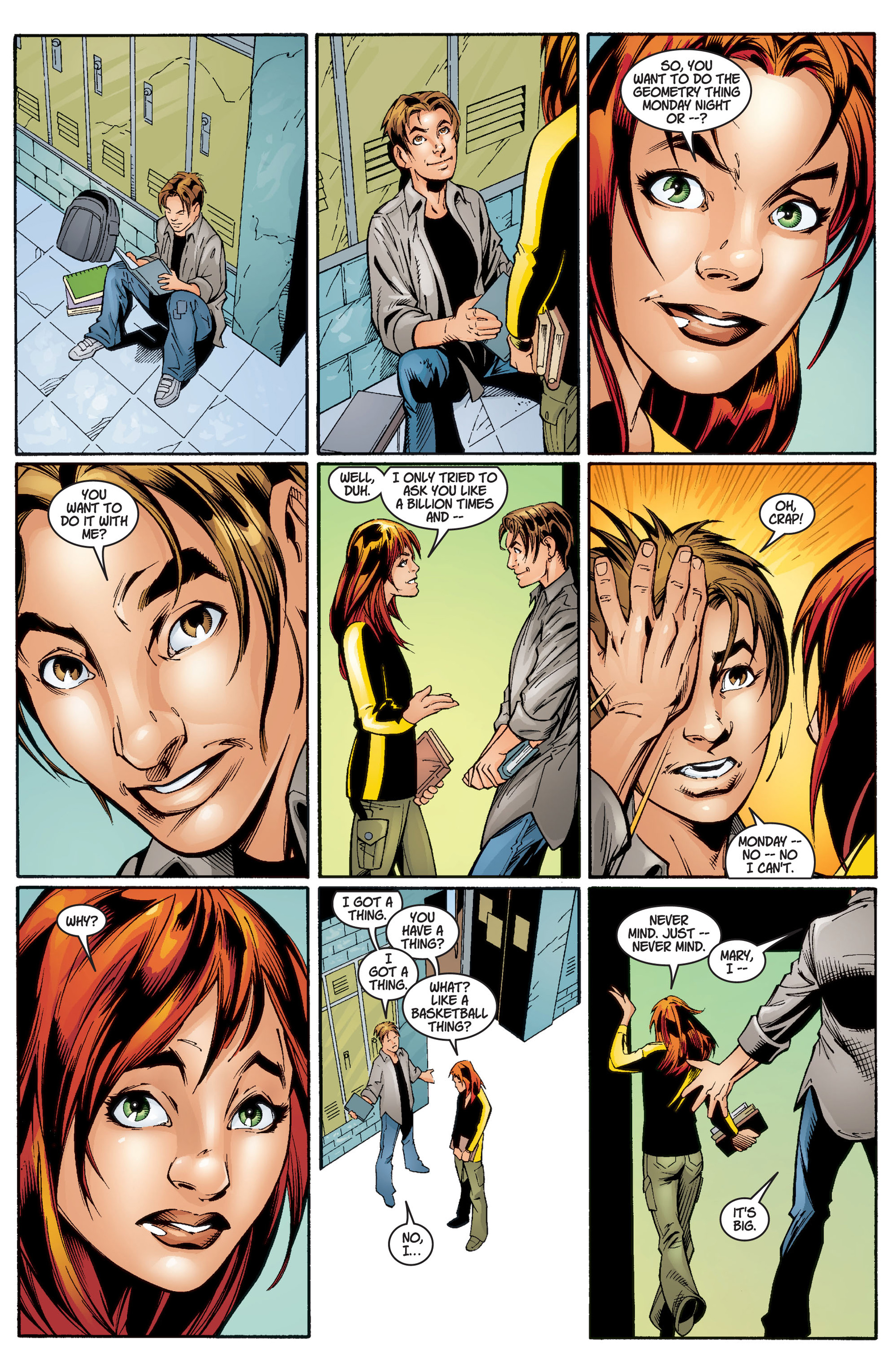 Ultimate Spider-Man (2000) Issue #3 #7 - English 16