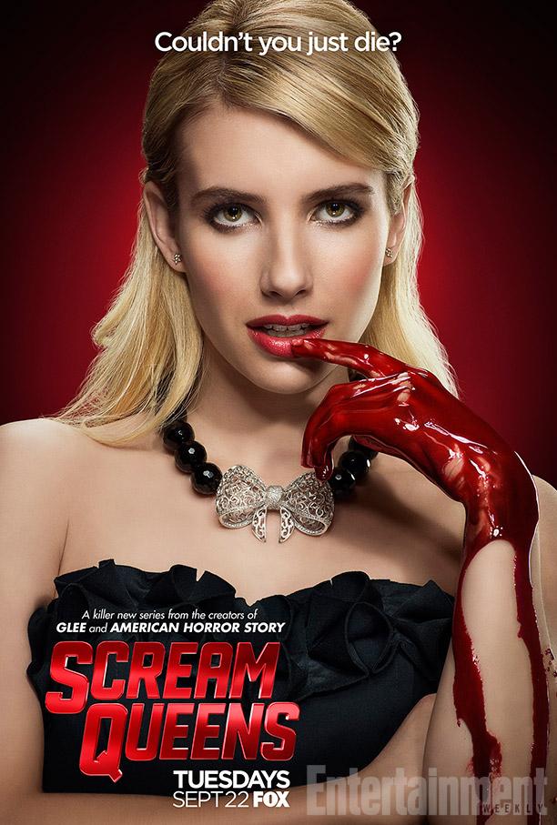 Assistir Scream Queens 1 Temporada Episódio 01 e 02 Dublado