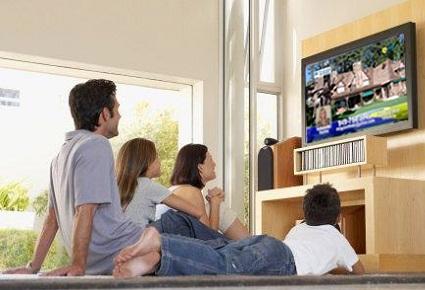 Mendampingi Anak Menikmati Hiburan Elektronik