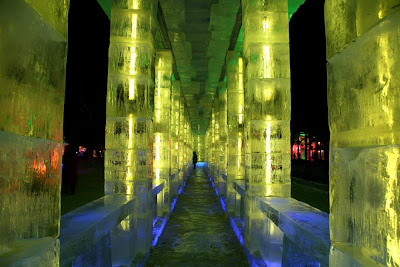 Zhaolin Park, Harbin Ice and Snow Festival