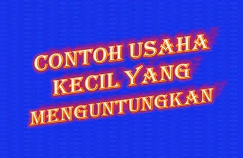 Peluang Usaha Bisnis 2018 2019 2020 Terbaru: July 2014