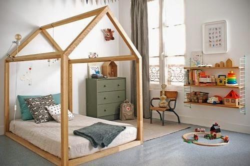 decoración de interiores habitación infantil hermanas bolena