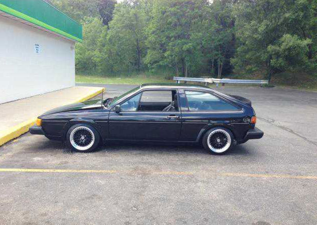 1984 Volkswagen Scirocco for Sale - Buy Classic Volks