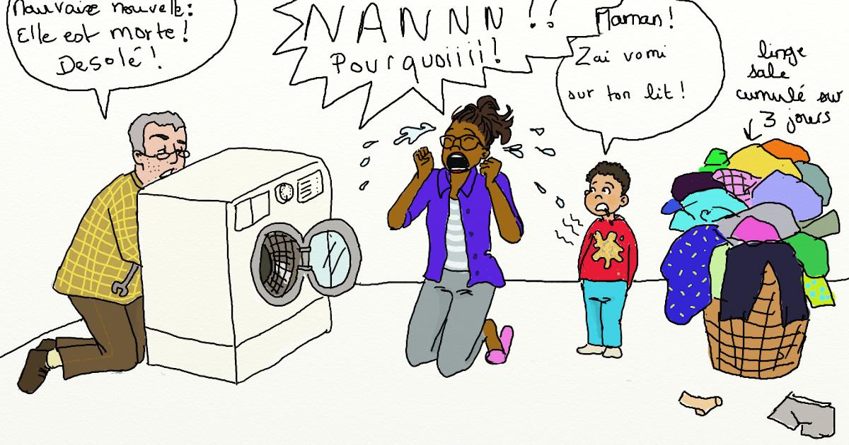 Queen mama ce jour o votre machine laver rend l 39 me - Heures creuses machine a laver ...