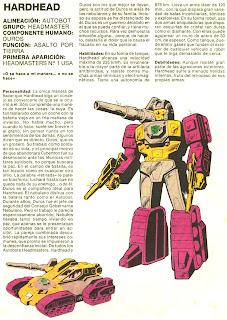 Hardhead (ficha transformers)