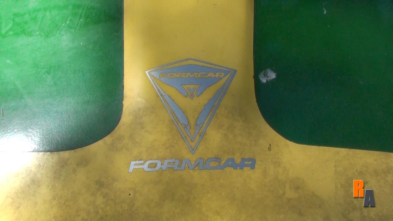 1963 formula vee formcar volkswagen abandoned racecar florida