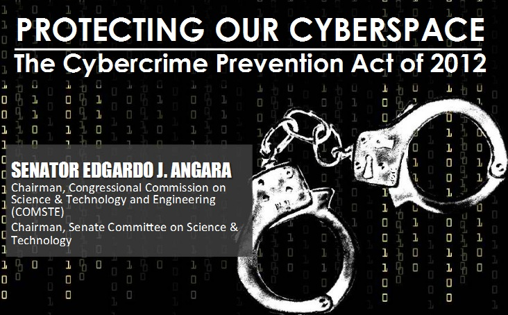 cybercrime prevention act of 2012 essay Cyberspace world war – cybercrime prevention act 2012 twitter, facebook, multiply, tumblr, wattpad, youtube, myspace, and other social-networking sites and blogs have been protesting last month all because of one law.