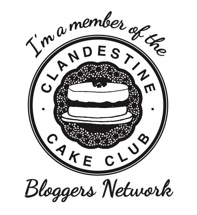 Clandestine Cake Club Bloggers Network