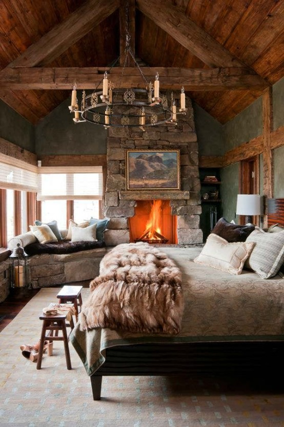 Awesome Winter Bedroom Decor Ideas - Professional Decoration