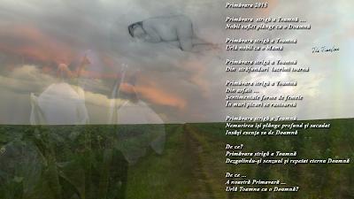 Primăvara 2015 noblete doamna femeie mama nastere toamna melancolie Maria Teodorescu Bahnareanu Wrinkles on my Timeline Primavara 2015