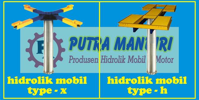 perbedaan hidrolik type - X dan type - H