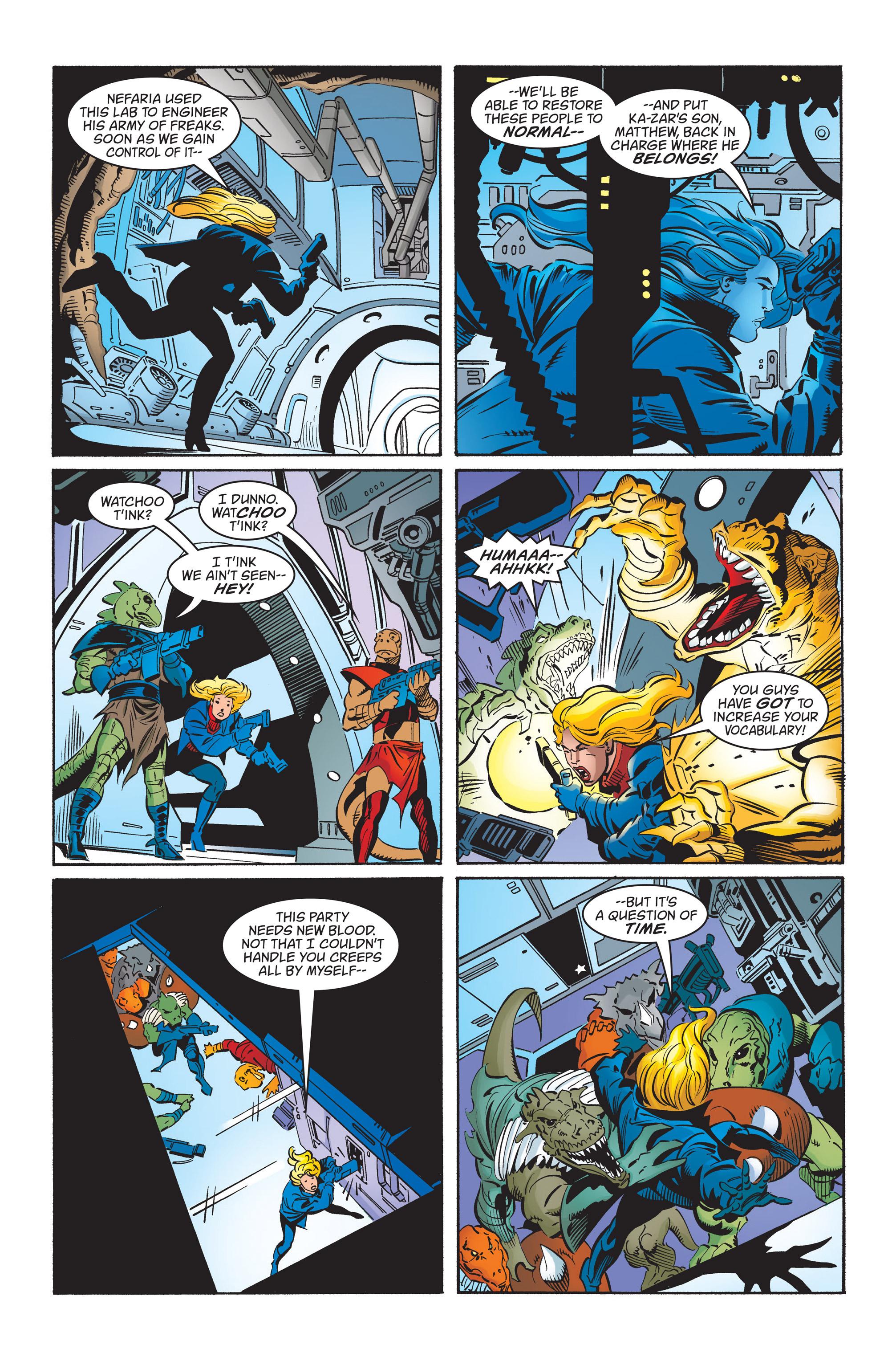 Captain America (1998) Issue #31 #37 - English 3
