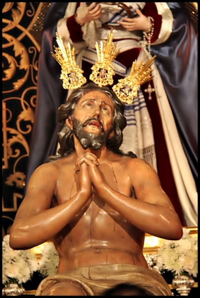 Cultos a Nuestro Padre Jesús de las Penas. IMG_9192