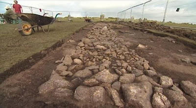 Hurlers stone circles pathway uncovered