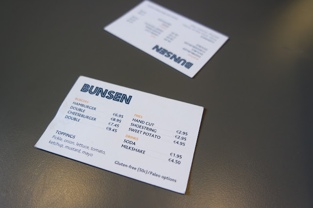Bunsen Burger Restaurant Review Dublin