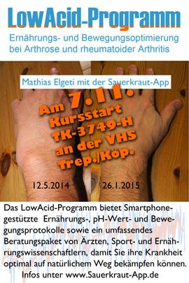 Flyer --> Handgelenke nach LowAcid-Programm